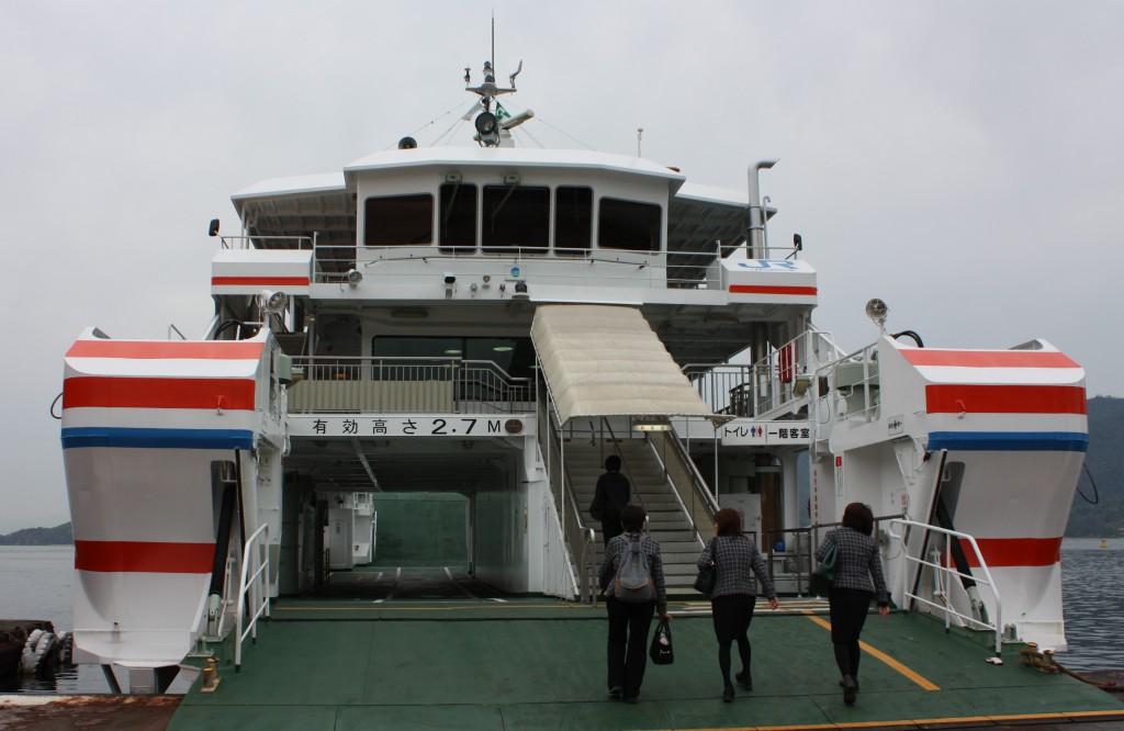 JR宮島フェリー