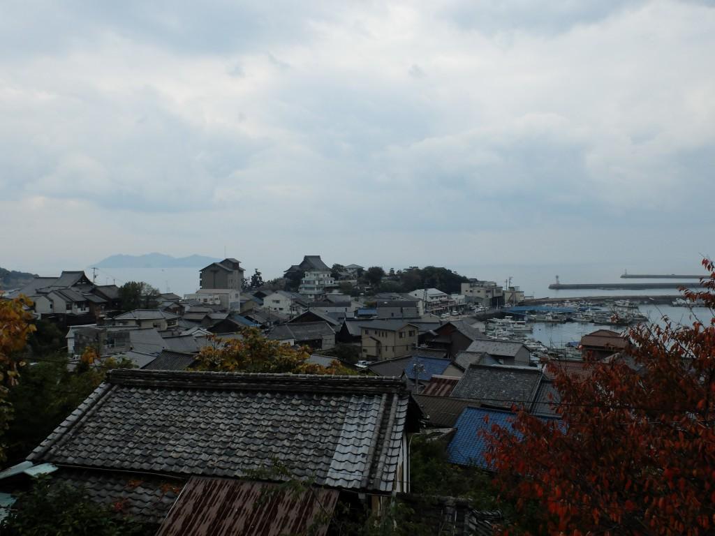 鞆城山公園からの景色3