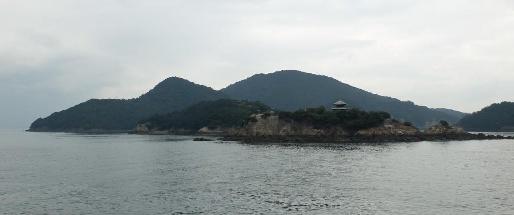 仙酔島と弁天島