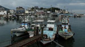 鞆港の景色
