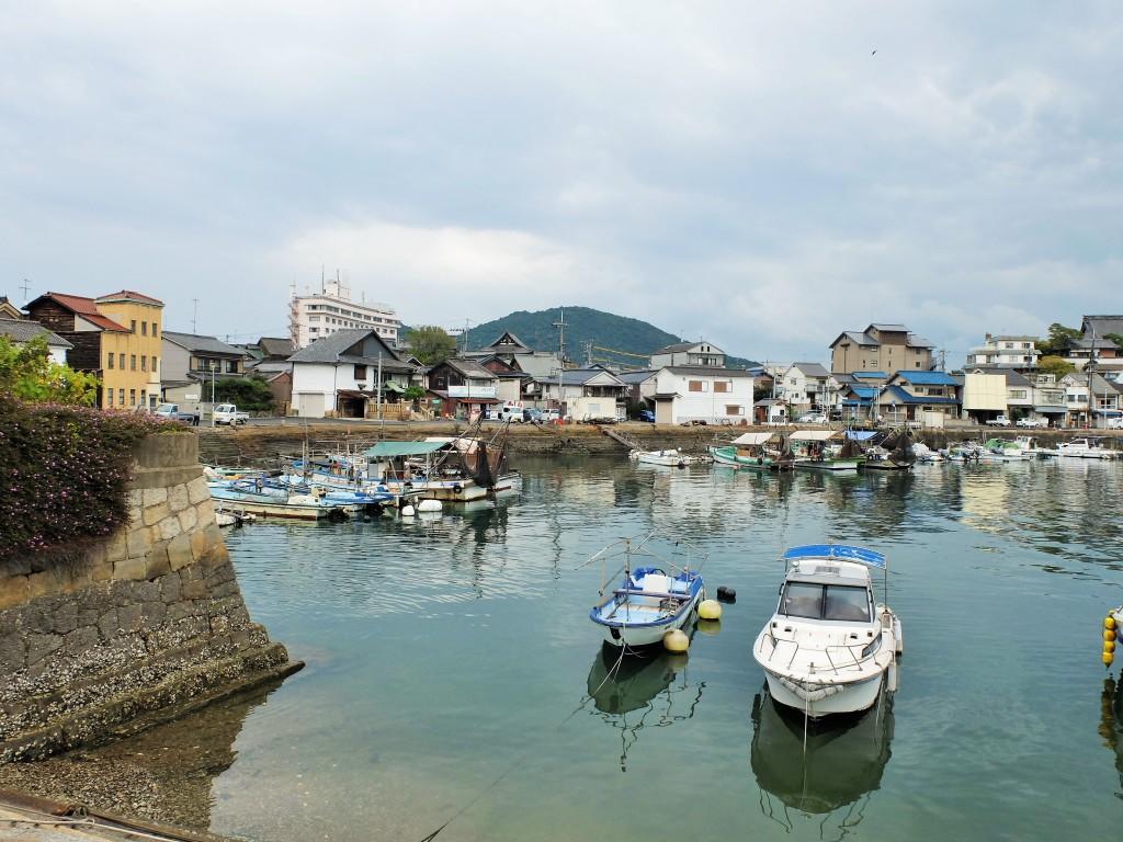 鞆港の風景2