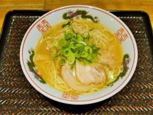 驛麺家のラーメン