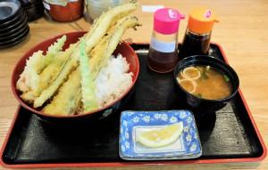 豊島穴子丼