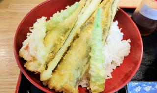 萬屋の穴子丼(期間限定)