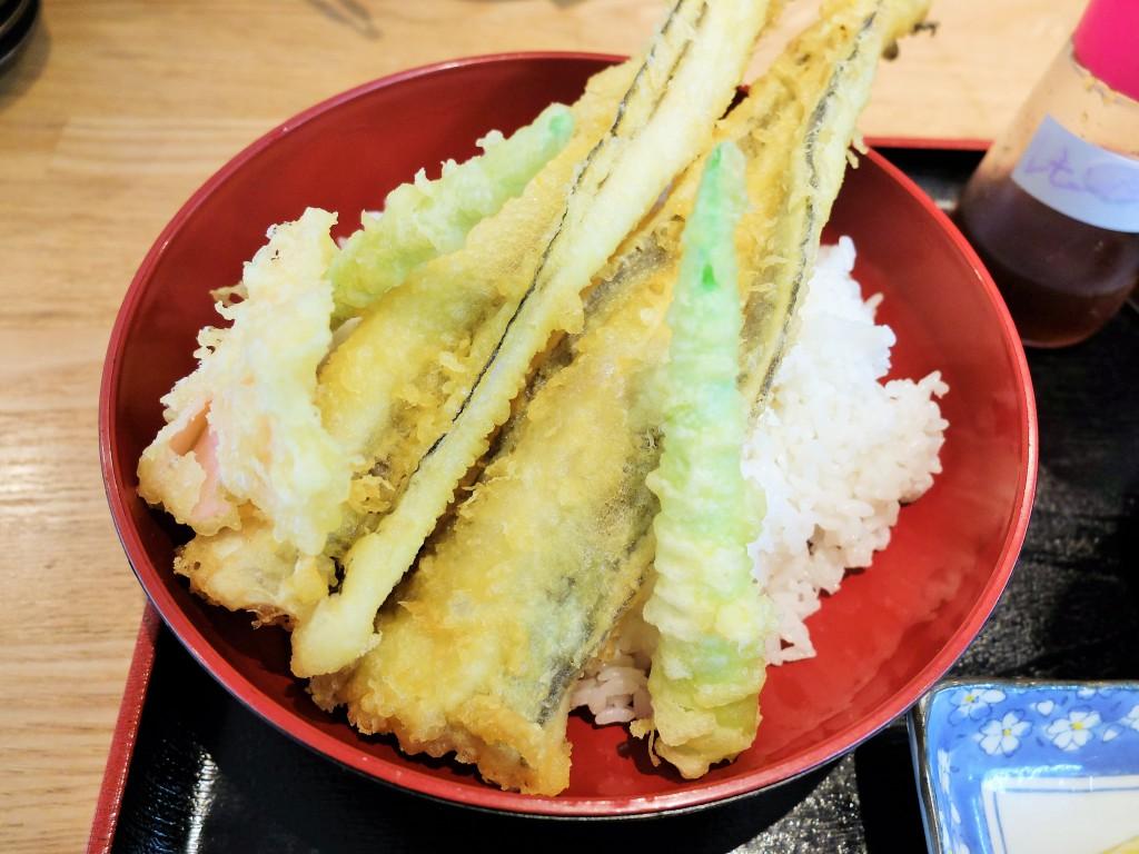豊島穴子丼(拡大)
