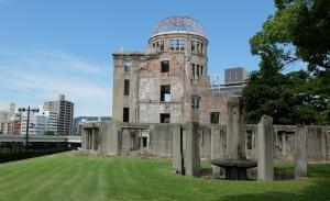 原爆ドーム1